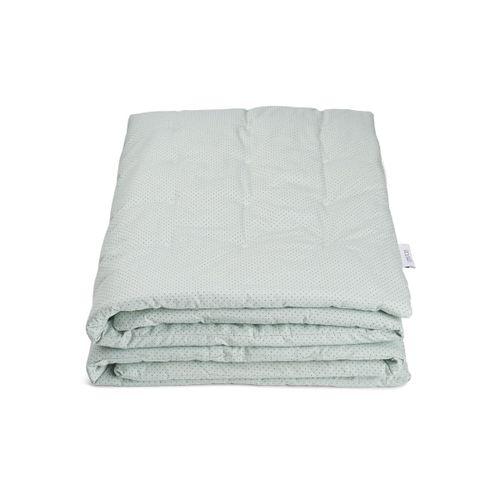 AGNES detská deka bodky a mätová