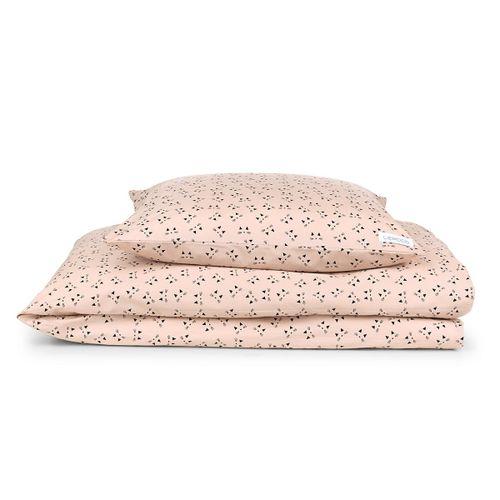 JUNIOR posteľná bielizeň micka a sladká ružová