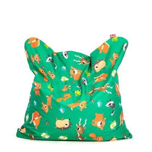 Tuli Smart - Polyester vzor Lesné zvieratká
