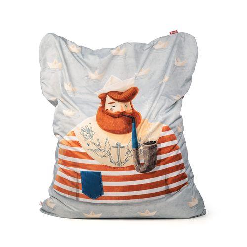 Tuli Sofa - Polyester vzor Námorník