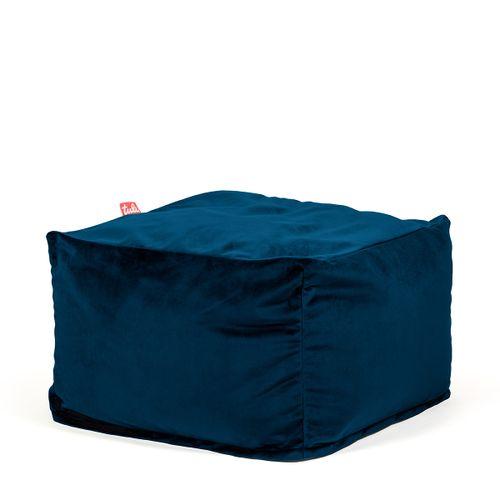 Tuli Block Snímateľný poťah - Zamat Kráľovská modrá