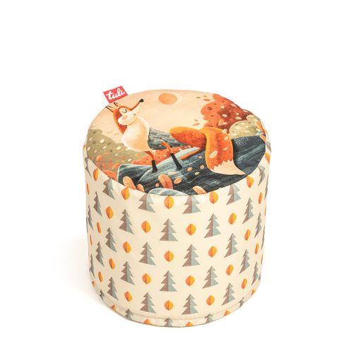 Tuli Otto Snímateľný poťah - Polyester Vzor Líška