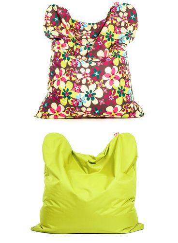 Výhodný set Sofa Polyester vzor Jeseň a Smart Polyester Neónová