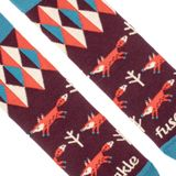 Detské ponožky UNISEX - Lišiak