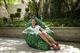 Tuli Sofa Snímateľný poťah - Natural Rose