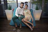 Tuli Smart Snímateľný poťah - Polyester Vzor Fresh