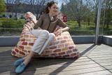 Tuli Smart Snímateľný poťah - Polyester Vzor Pastel