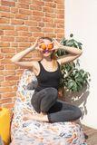 Tuli Kanoe Snímateľný poťah - Universal Lososová oranžová