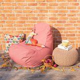 Tuli Relax Snímateľný poťah - Universal Lososová oranžová