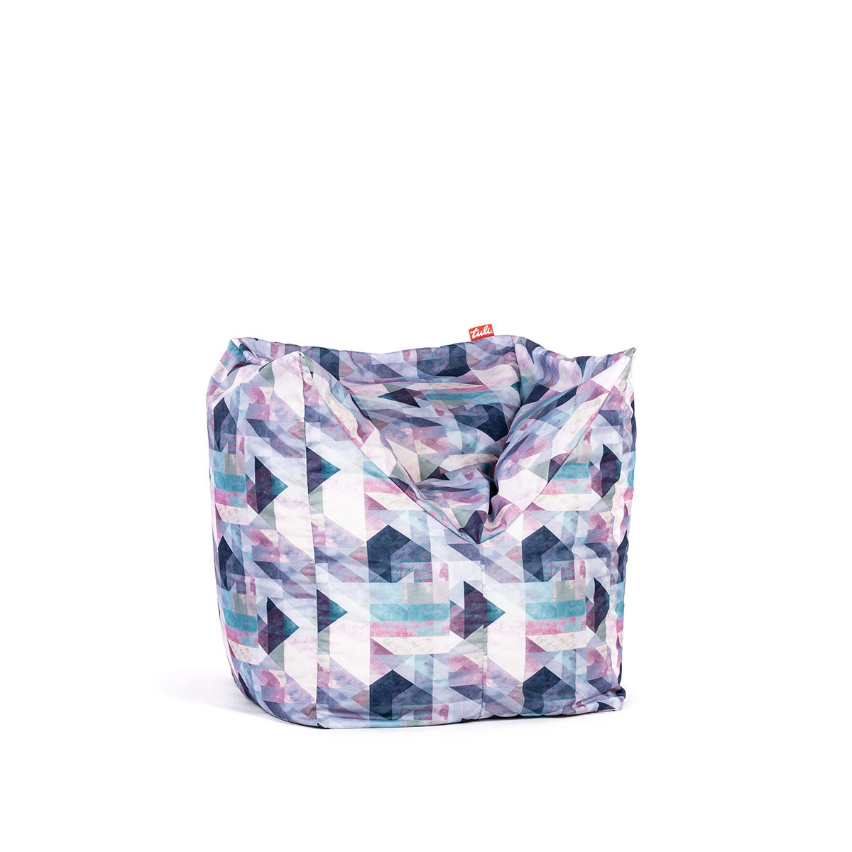 Tuli 3Color Snímateľný poťah - Polyester Vzor Pastel