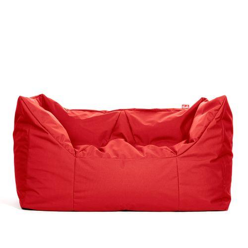 Tuli 3Color Double Nesnímateľný poťah - Polyester Tmavá červená