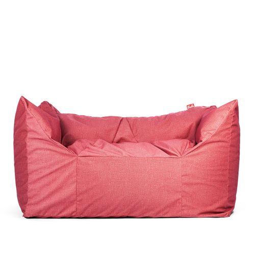 Tuli 3Color Double Snímateľný poťah - Soft Red
