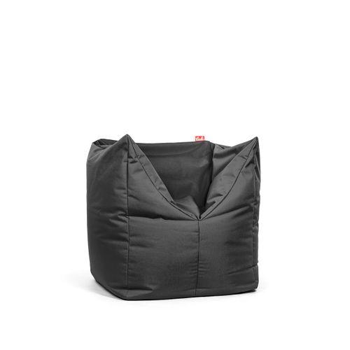 Tuli 3Color Nesnímateľný poťah - Polyester Tmavo sivá