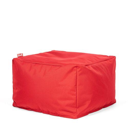 Tuli Block Nesnímateľný poťah - Polyester Tmavá červená