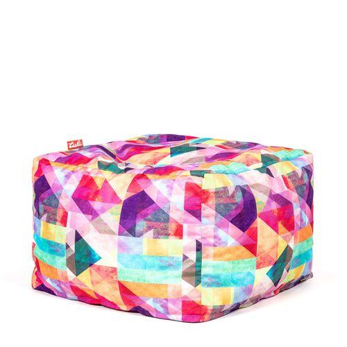 Tuli Block Snímateľný poťah - Polyester Vzor Fresh