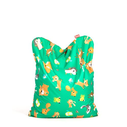 Tuli Funny - Polyester vzor Lesné zvieratká