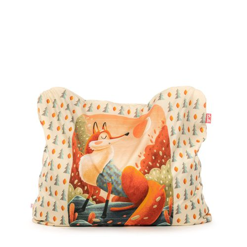 Tuli Funny Snímateľný poťah - Polyester Vzor Líška