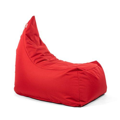 Tuli Kanoe - Polyester Tmavá červená