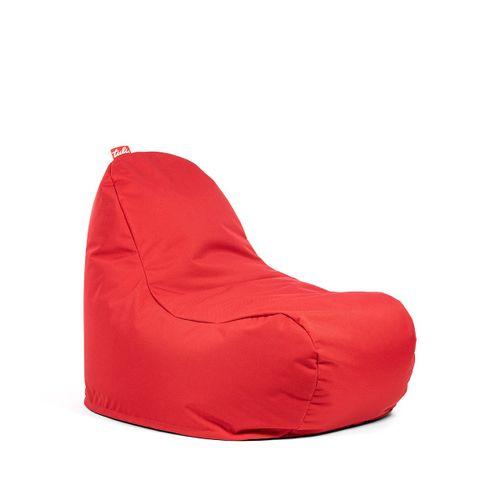 Tuli Relax - Polyester Tmavá červená