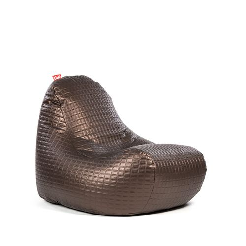 Tuli Relax - Syntetická koža luxury Hnedá