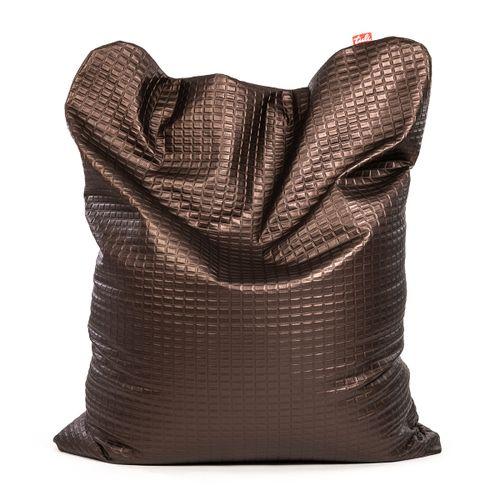 Tuli Sofa - Syntetická koža luxury Hnedá