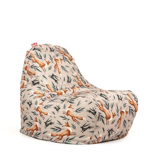 Tuli Relax Snímateľný poťah - Polyester Vzor Forest