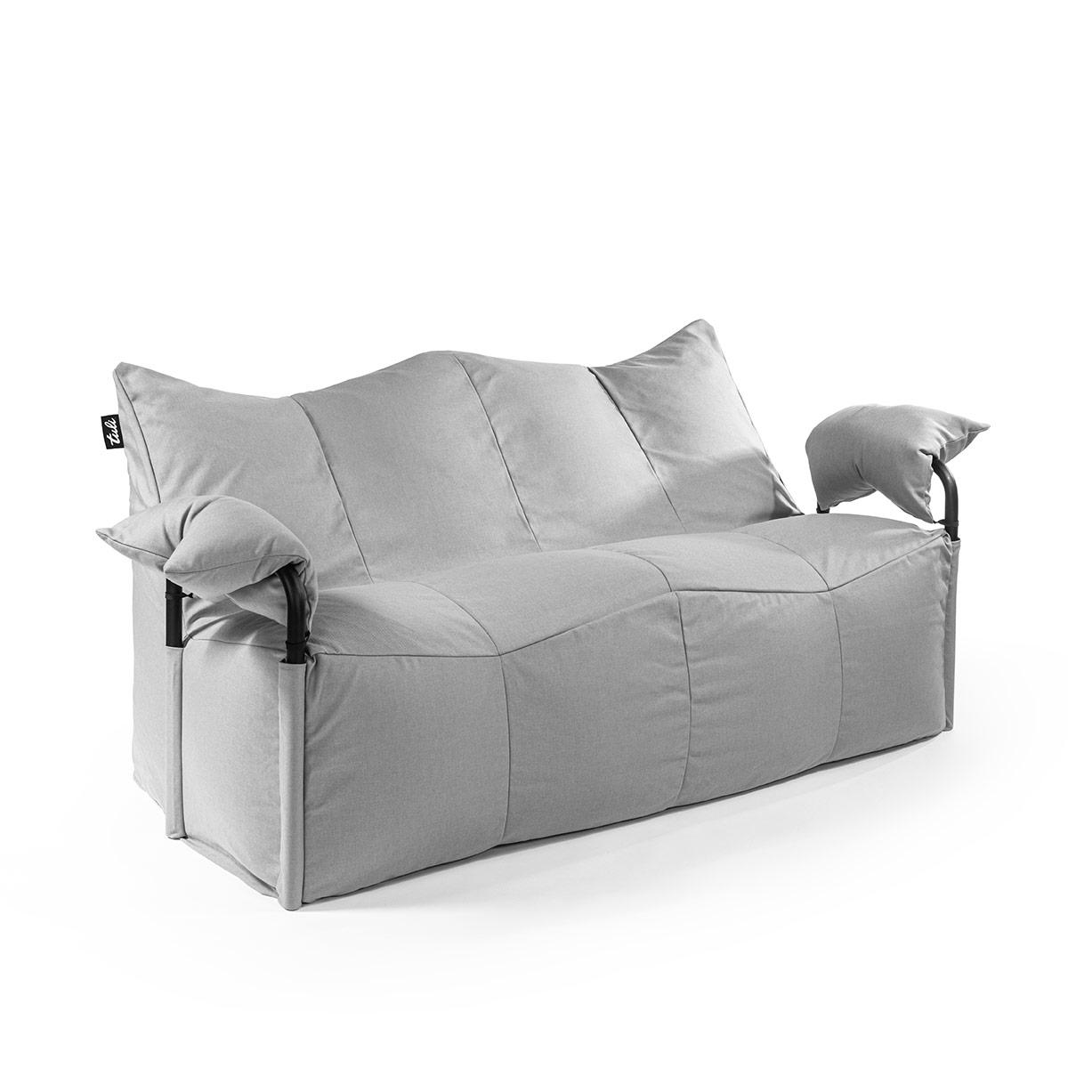 Tuli Corny Double Rest Snímateľný poťah - Universal Betónová