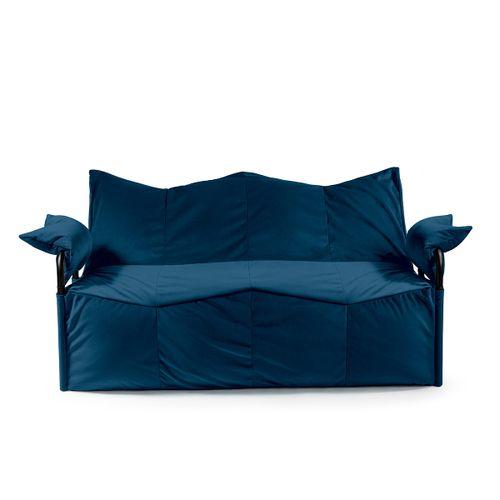 Tuli Corny Double Rest Snímateľný poťah - Zamat Kráľovská modrá