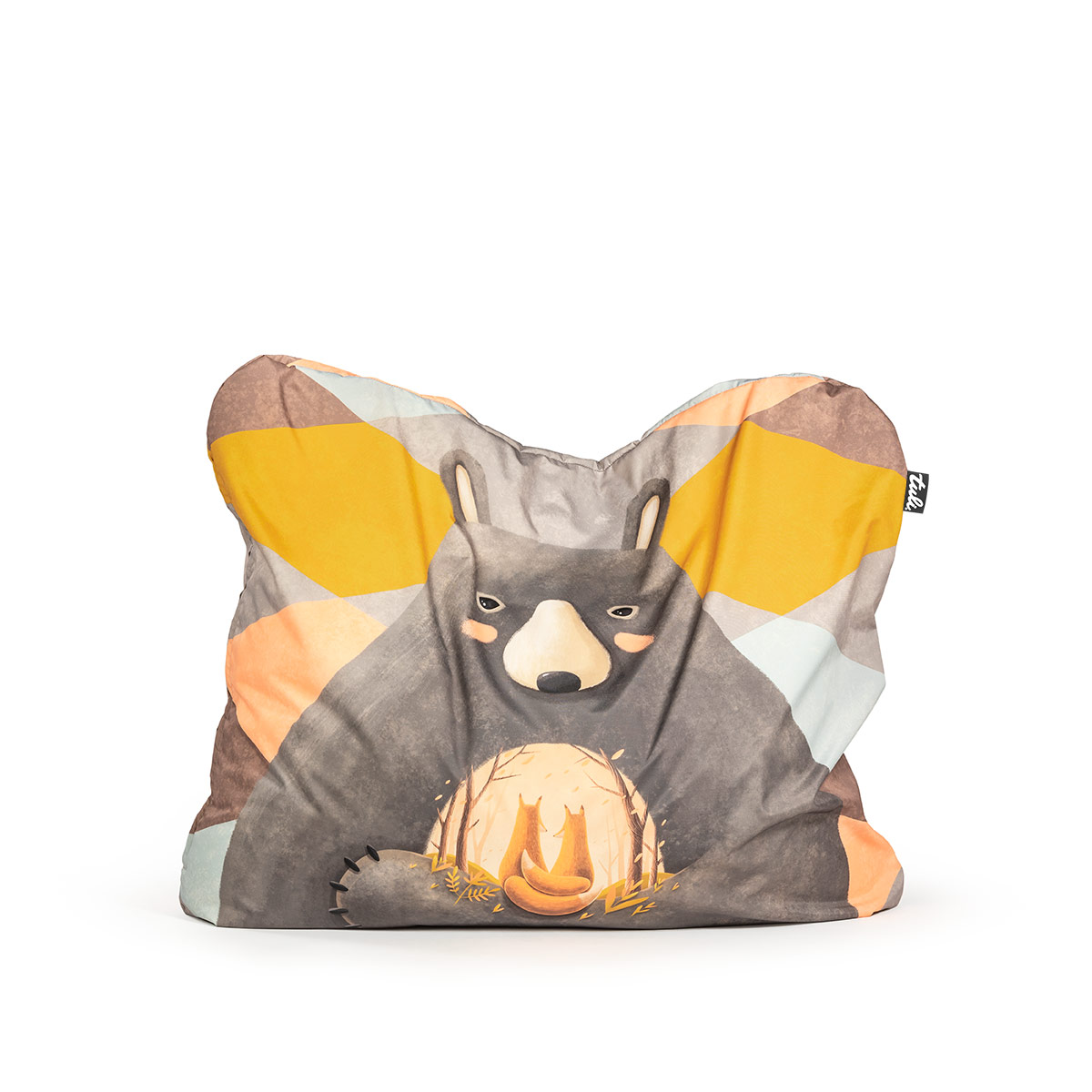 9291057f2373 Tuli Funny Snímateľný poťah - Polyester Vzor Love is in the bear ...