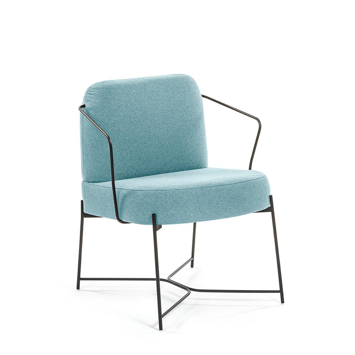Tuli Nimble Chair W - Petrolejová