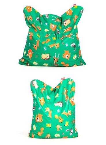 Výhodný set Smart a Funny Polyester vzor Lesné zvieratká